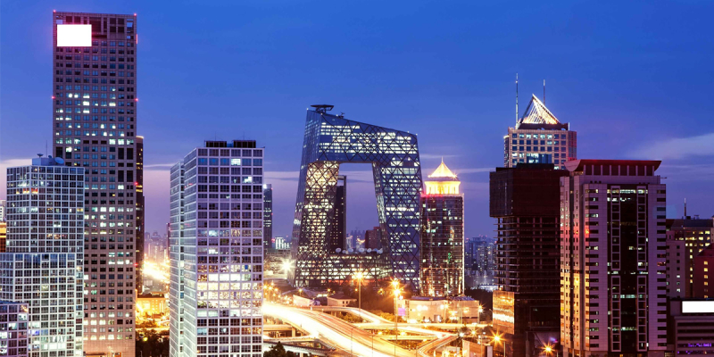 Beijing-China City