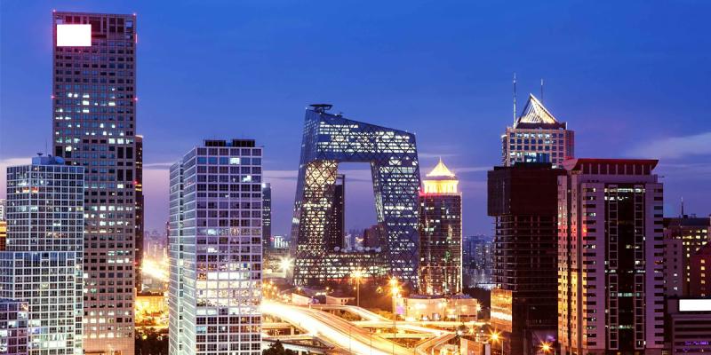 Beijing-China City