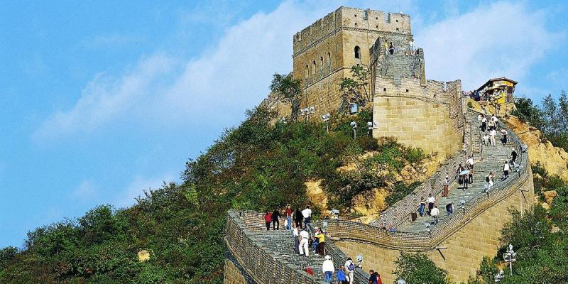 Beijing-China Wall