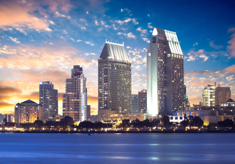 Modeling and Simulation in  San Diego